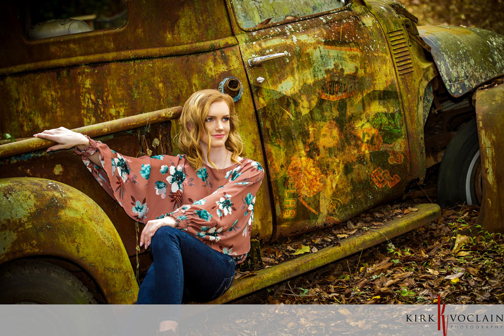 Caitlyn High School Senior Pictures Houma