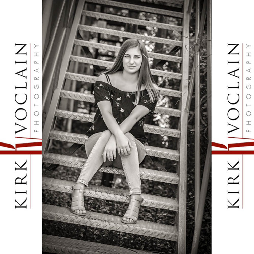 Alyssa | Kirk Voclain Photography | Model | Houma LA