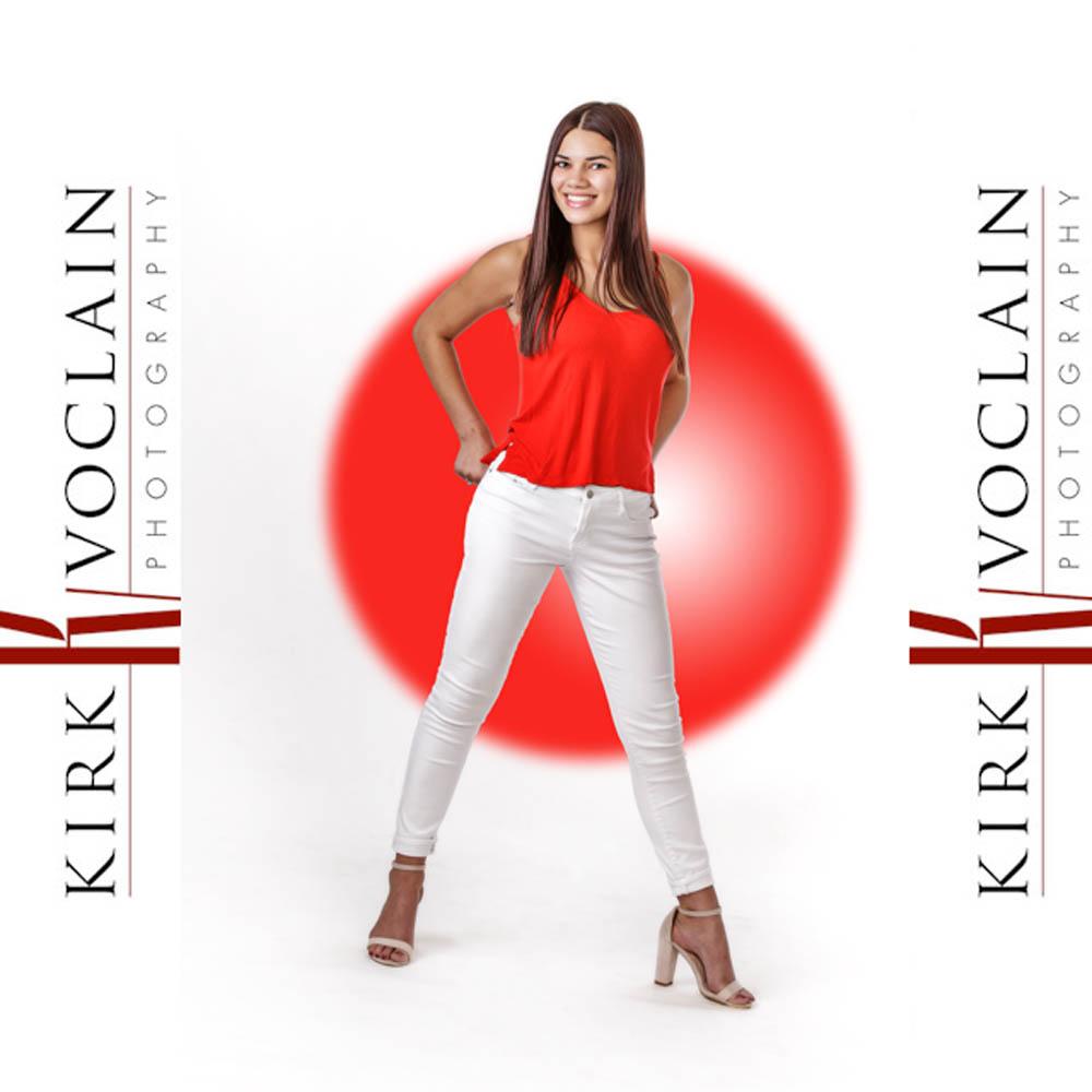 Amber | Kirk Voclain Photography | Model | Houma LA