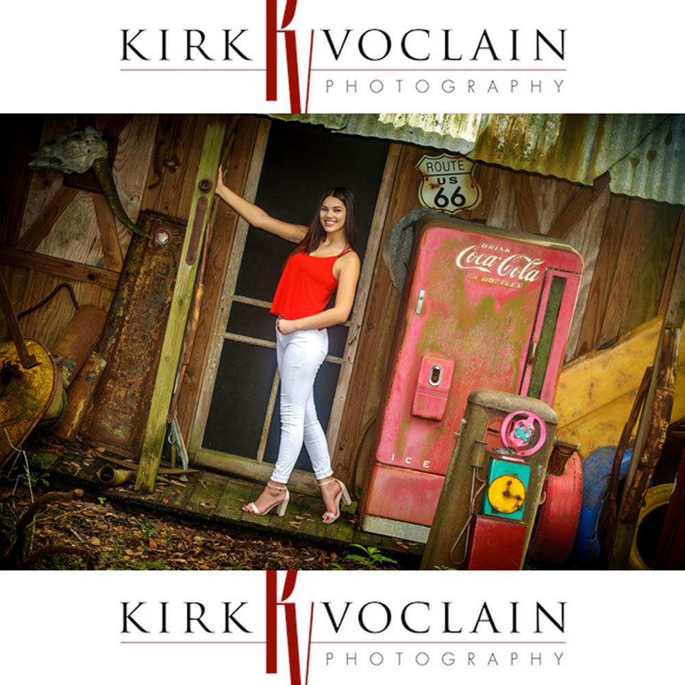 Amber | Kirk Voclain Photography | Model | Houma LA