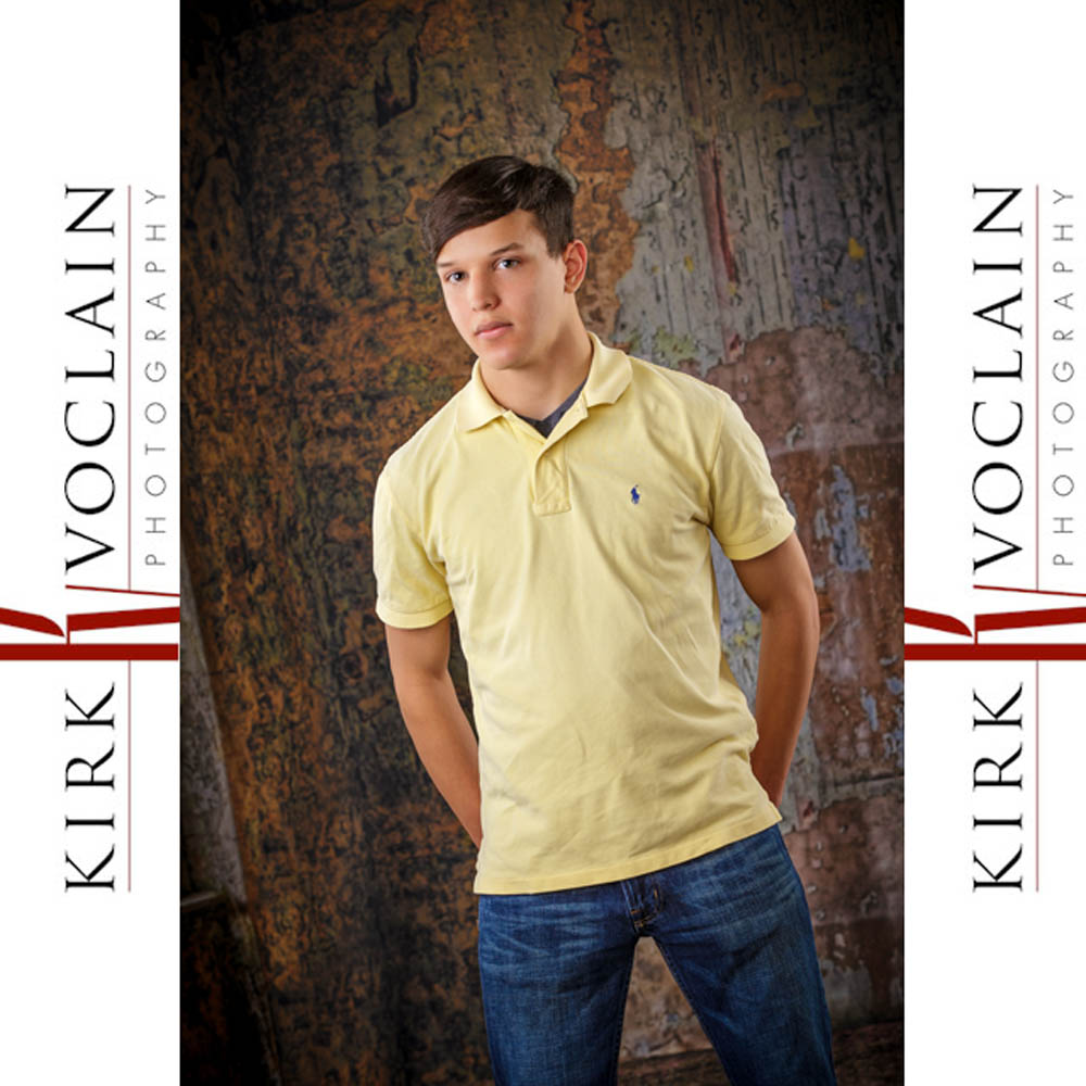 Braeden | Kirk Voclain Photography | Model | Houma LA